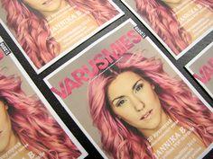 Varusmie-lehden kansi vuoden 2015 alusta. Nro 1/2015. Magazine cover design. #cover #design #coverdesign #varusmies #magazine