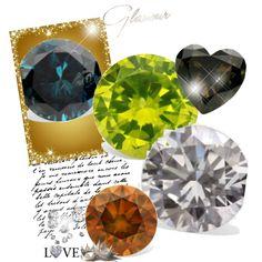"""Diamonds Sale"" by diamondzulusa on Polyvore @Diamond Zul #diamonds #diamond #loosediamonds #jewelry #gemstone"