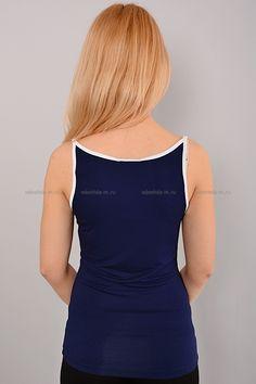 Майка Г3339 Размеры: 40,42,44 Цена: 345 руб.  http://odezhda-m.ru/products/majka-g3339  #одежда #женщинам #майки #одеждамаркет