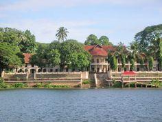 Royal palace and guesthouse, Aluva, Kochi