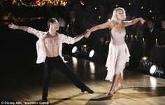 She's a fighter: Paige VanZant showed her softer side in a rumba with Sasha Farber