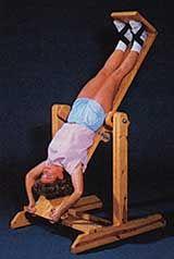 homemade leg machine - Buscar con Google