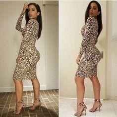 Vestido de oncinha da grife francesa Givenchy: Anitta | Megamax Top