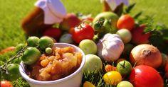 Snadné domácí čatní z nedozrálých rajčat