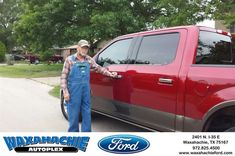 #HappyBirthday to Charles from Johnie Thomas at Waxahachie Ford!  https://deliverymaxx.com/DealerReviews.aspx?DealerCode=E749  #HappyBirthday #WaxahachieFord