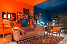 21 ambientes com quadros de todas as edições da Casa Cor 2014 - Casa