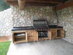 Pergola, Patio Plans, Summer Kitchen, Bbq, Backyard, Interior Design, Architecture, Garden, Outdoor Decor