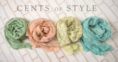 Fashion Friday at Cents of Style - Secret Garden Scarf Only $5.97 + FREE Shipping!