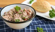 Dip Recipes, High Tea, Tapas, Potato Salad, A Food, Pasta, Snacks, Cooking, Healthy