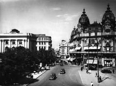 Once Upon A Time in Bucharest: Hotel Imperial 1870s-1939 Bucharest, Once Upon A Time, Street View, Ouat