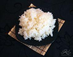 Sticky rice – Riz gluant thaï