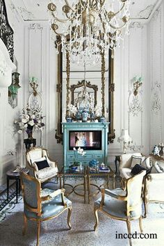 French Style - Luxury Interior