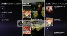 Per chi non lo conoscesse, Federico Carnales è lo sviluppatore di LauncherPro, uno dei migliori launcher per Android.    La sua nuova creazione riguarda un player musicale altamente personalizzabile dal nome UberMusic.
