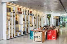 FEED Meat Market, State of São Paulo, 2014 - FGMF ARCHITECTS