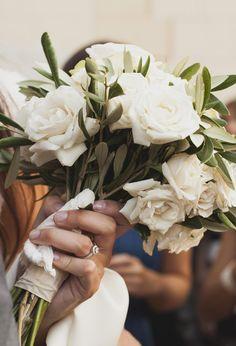 Sally L Hambleton Greek Wedding, Wedding Bride, Wedding Bouquets, Wedding Flowers, Santorini Wedding, Elopement Inspiration, Bridal Beauty, Marie, Wedding Planning