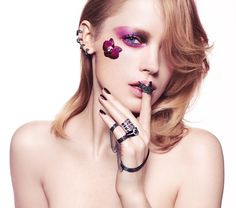 Gyslain Yarhi; Jewelry; Beauty;