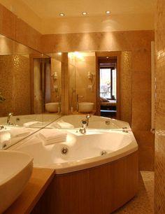 Ca'die Dogi Jacuzzi room Venice hotel