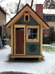 cool huts and sheds - Google Search