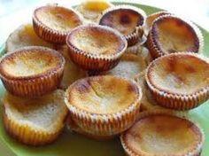Queijadas de Leite (recipe in english)