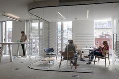 Starcom MediaVest – London Offices