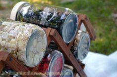 50 Ways to Re-use and repurpose glass jars