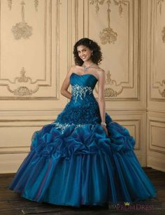 Quinceanera Collection Style 26601 - Quinceanera Collection 26601. http://www.usapromdress.com/quinceanera-collection-style-26601.html