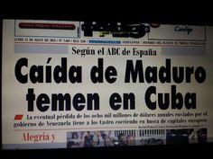 """@GochosCity: ¡Según el ABC de España! Caída de Maduro temen en Cuba. #18M pic.twitter.com/2UBsbdLmdV"""" @reinaldoprofeta"