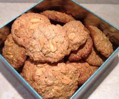 Rezept Haferflocken-Erdnuss-Plätzchen von WOH_2015 - Rezept der Kategorie Backen süß