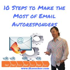 10 Steps to Make the Most of Email Autoresponders So you ve worked hard in creating your website, regularly adding content to it, and building links and increasing search engine placements. The next step, that many overlook, is to capture your visitors by using an email autoresponder. Here s a scenario for you to consider. A visitor [ ]
