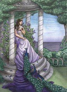 Hera, a deusa do casamento.