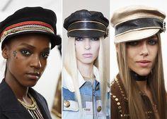 модные кепки, шляпы, береты 2017 фото (9)