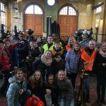 Kikkenduut trapt 2015 af bij Oisterwijkse stoommachine