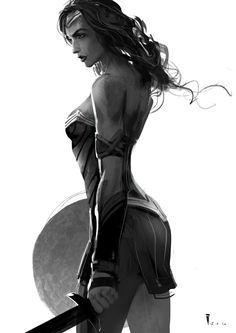 Wonder Woman   Ivan Tao