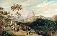 charles landseer paintings brasil - Google Search