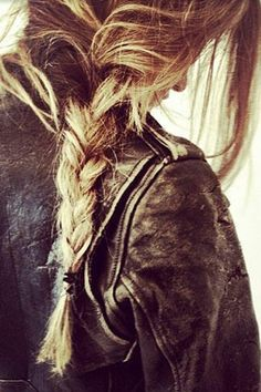 24 Messy Braids from Pinterest to Inspire Your Look – Daily Makeover | Daily Makeover