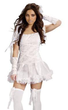 Fun World Sexy Womens Mummy Monster Bride Halloween Costume S/M Fun World Costumes, http://www.amazon.com/dp/B0059J62X6/ref=cm_sw_r_pi_dp_9j.-pb03TKXGW