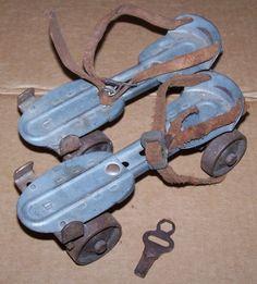 Key Roller Skates...
