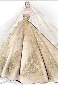 636 Best Wedding Gown Sketches Images In 2020 Wedding Dress