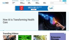 WebMD - Informations about health Health Communication, Health Site, Health Research, Medical Illustration, Medical Information, Flat Abs, Trending Videos, Helping People, Feel Better