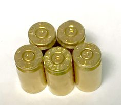 40 Cal Brass Shell Casings