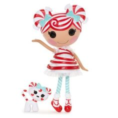 Amazon.com: Lalaloopsy Doll - Mint E Stripes: Toys & Games