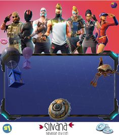 La Super Mamy: Regalo a mis superseguidores! 9th Birthday, Birthday Parties, Fortnite Season 11, Diy Birthday Invitations, Gaming Wall Art, Best Gaming Wallpapers, Nerf Party, Baby Shark, Lets Celebrate