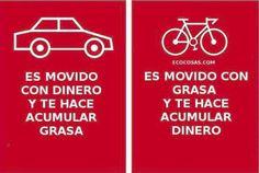 Los ciclistas hacen ejercicio al mismo tiempo que se transportan. | 20 Razones por las que los automovilistas odian a los ciclistas