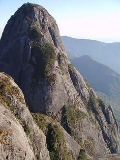 Pico Maior. Nova Friburgo, Brazil