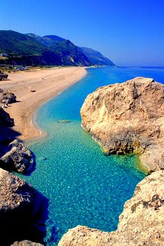 Insel Lefkada in Griechenland mit traumhaftem Strand ♥ stylefruits Inspiration