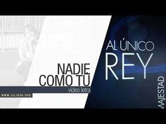 JULISSA | Nadie Como Tú (Video Letra) - YouTube