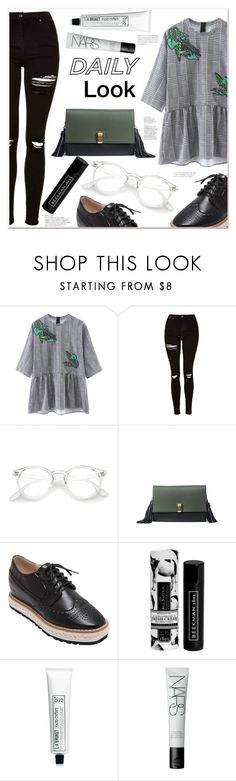 """""""Daily Look"""" by mycherryblossom ❤ liked on Polyvore featuring Topshop, Beekman 1802, L:A Bruket and NARS Cosmetics"""