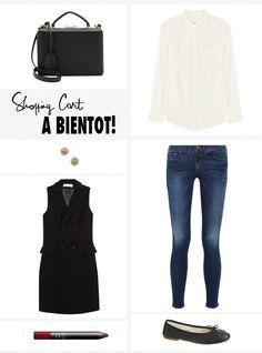 A Bientot Shopping Cart