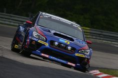 2014 Subaru STI NBR 24H Challenge endurance racer