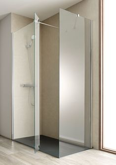 Roca Mamparas-Line ambiente-(5)b. Detalle de mampara. Roca Mamparas-Line ambiente-(5)b Bathroom Medicine Cabinet, Divider, House Design, Small Bathroom, Furniture, Home Decor, Environment, Small Showers, Modern Bathrooms